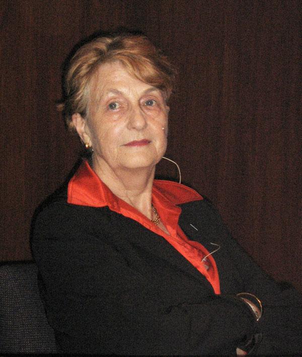 Dr. Helen Caldicott ...