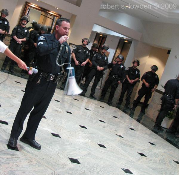 Glendale Police at C...