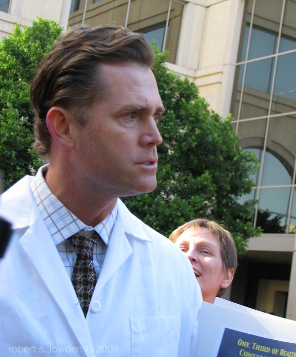 Dr. Matt Hendrickson...