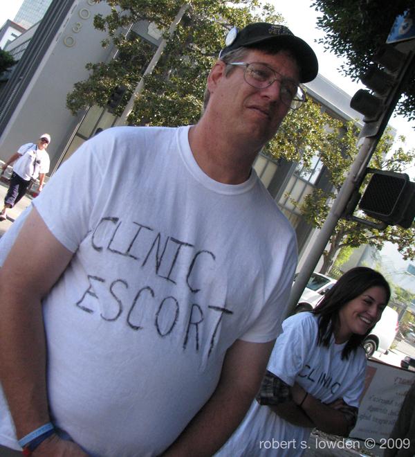 Clinic Escort...