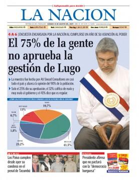 FERNANDO LUGO,  OBIS...