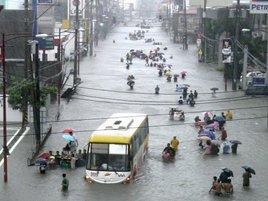 Philippine Floods...