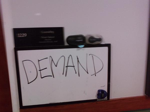 Demand......