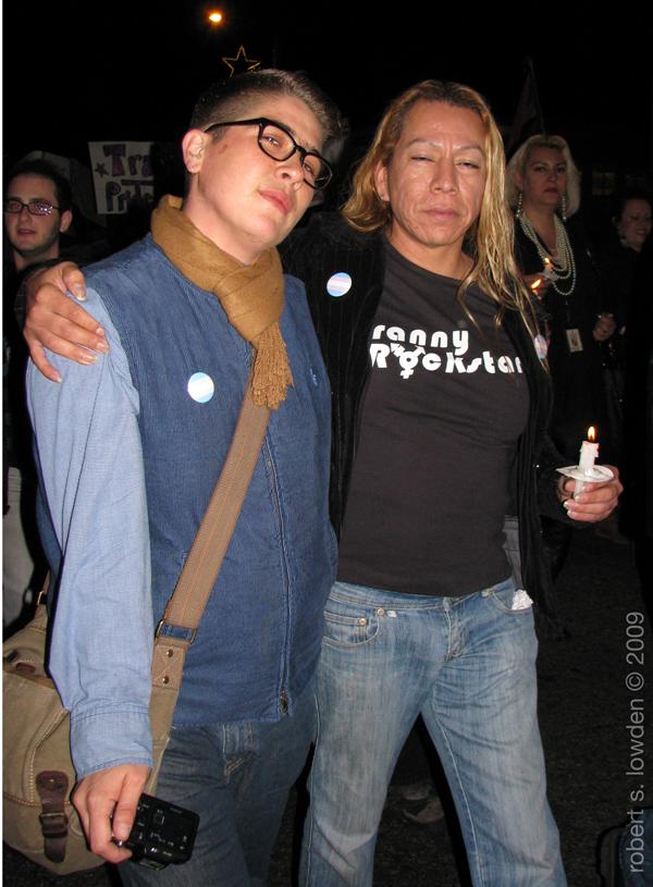 Marchers for Trans D...
