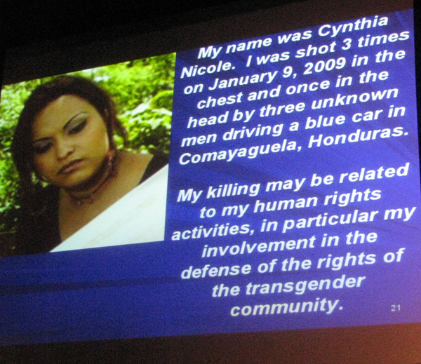 Transexual Murder Vi...