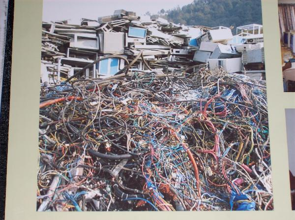 E-waste that hasn't ...