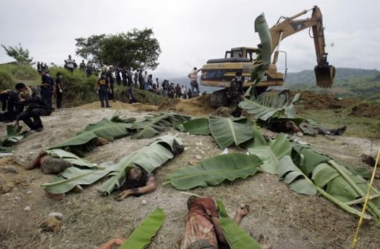 Maguindanao Massacre...