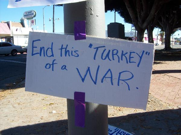 Anti-War Demonstrati...