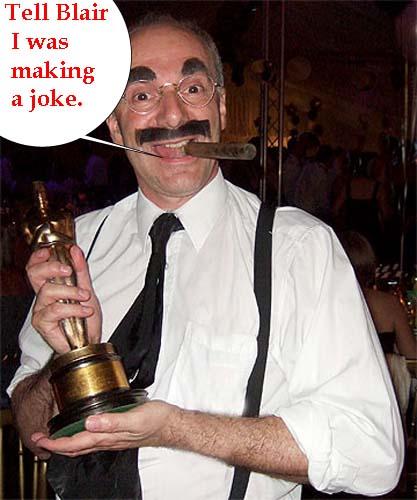 Groucho Marx said - ...