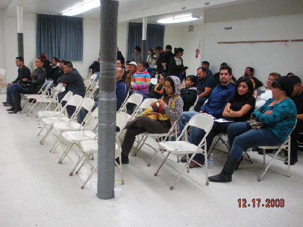 Público...