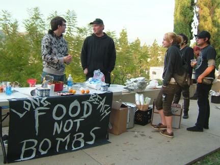 Free Food...