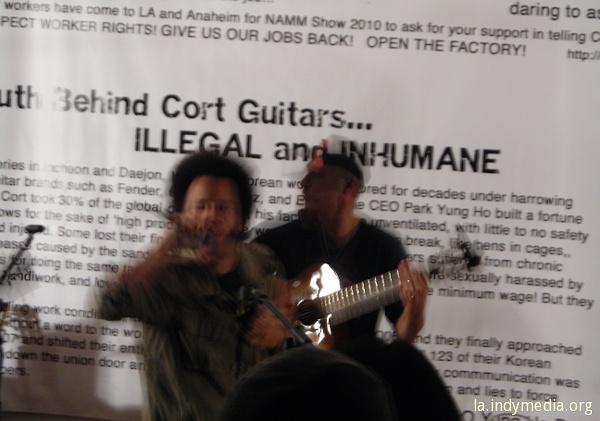 Cort Guitar Worker S...