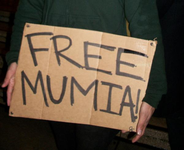 Free Mumia! Los Ange...