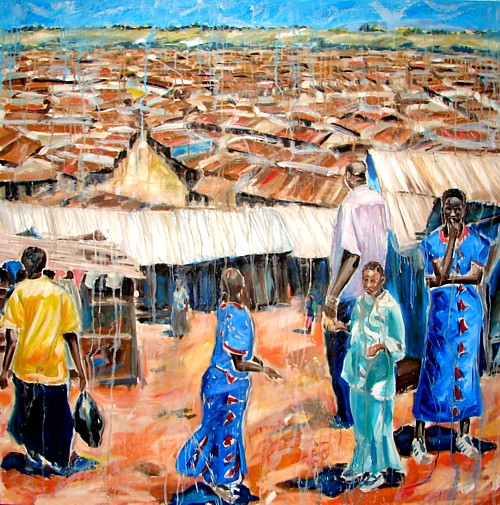 KIBERA, NAIROBI, Ken...