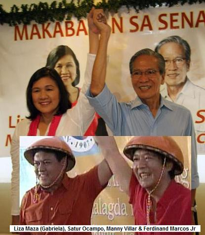 PHILIPPINES: Villar ...