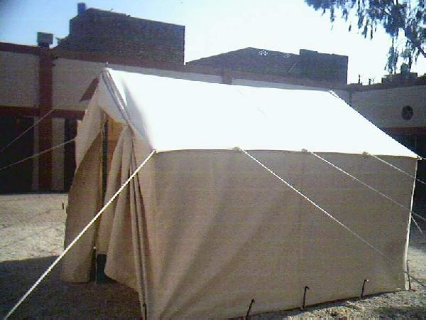 DISASTER RELIEF TENT...