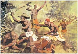 WAR OF PALMARES...
