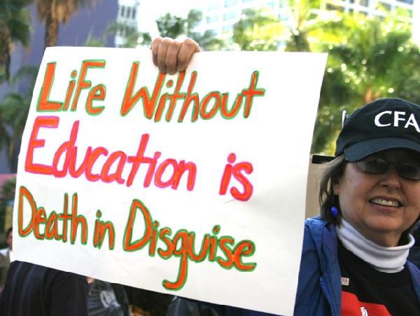 LA Student Protest 2...