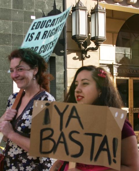 LA Student Protest 3...