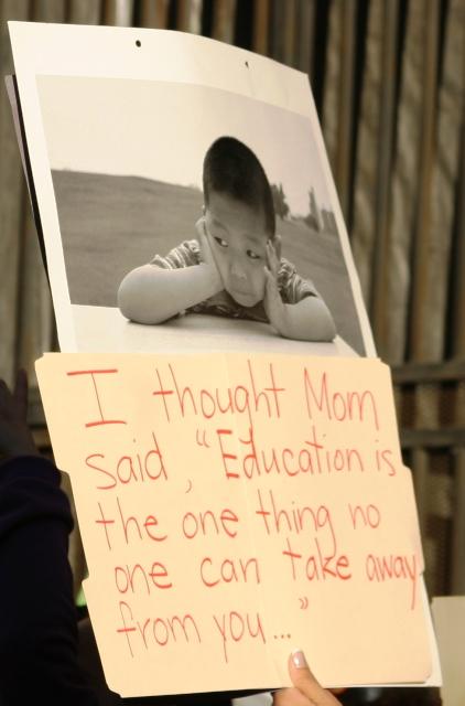 LA Student Protest 5...