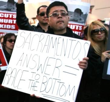 LA Student Protest 7...