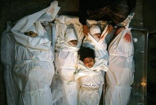 The Gaza massacre ha...