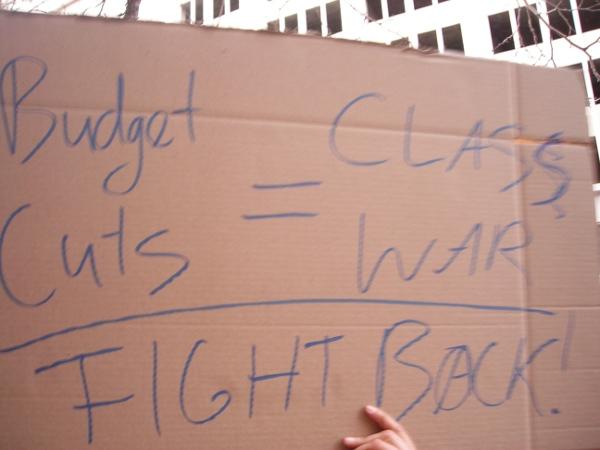 Budget Cuts = Class ...