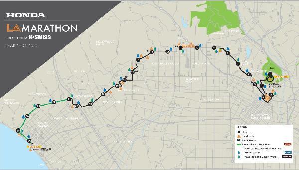 LA Marathon: The Gen...