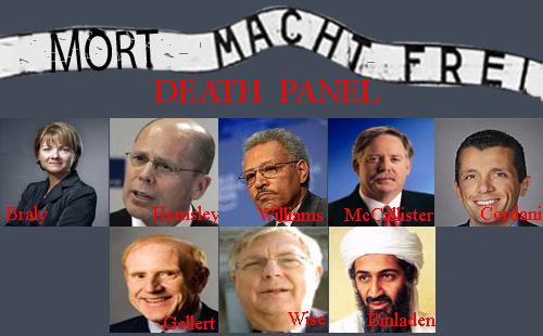 US death panel....