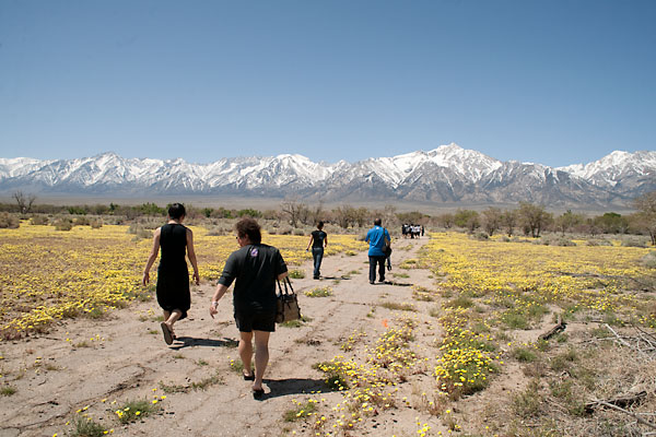 Manzanar Pilgrimage ...