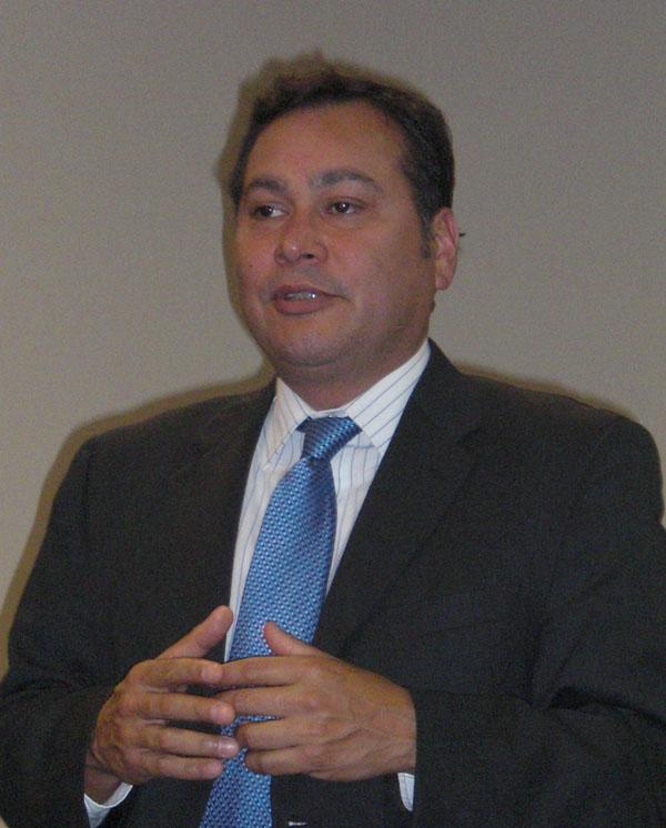 Steve Castañeda...