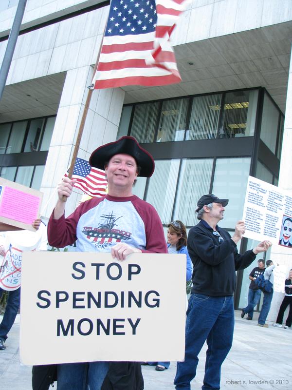 Stop Spending / West...