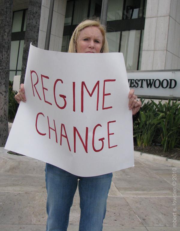 Regime Change /West ...