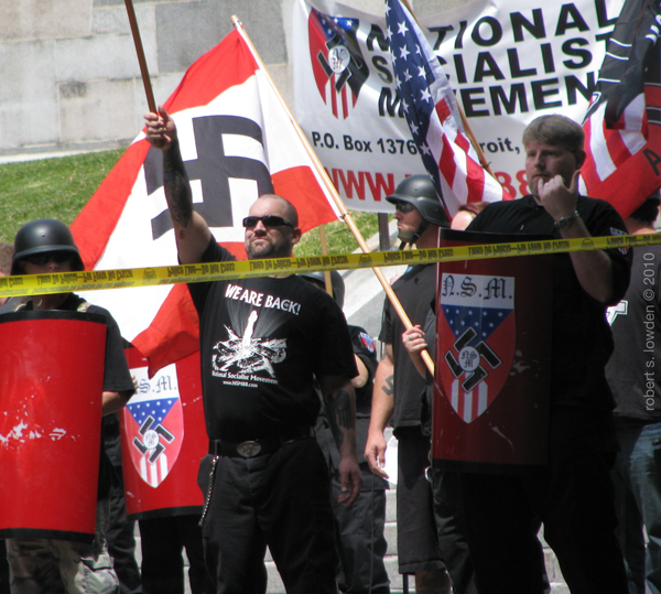 Los Angeles Nazi Ral...