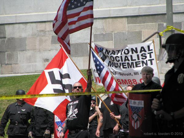 Los Angeles Nazi Mar...