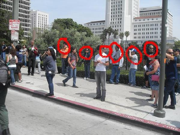 L.A. P.D. Undercover...