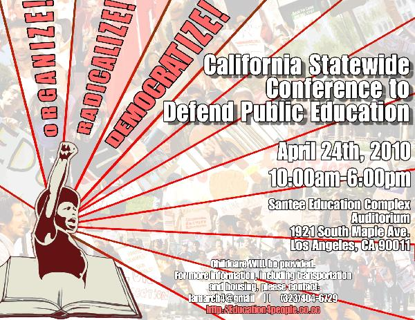 Defend Public Educat...