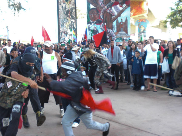 Anarchists dancing t...
