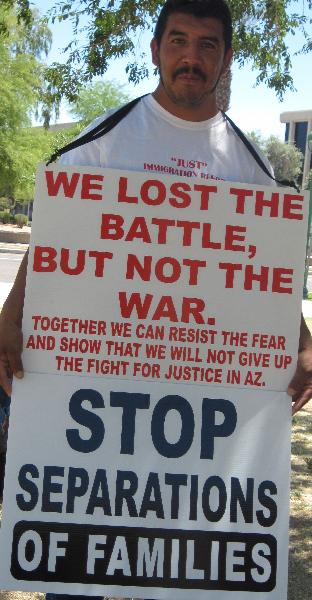Phoenix Protest of A...