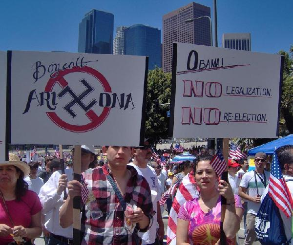 Boycott Arizona!...