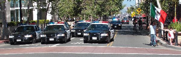 Santa Ana Police kee...