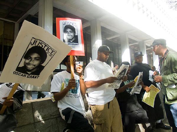 Justice For Oscar Gr...