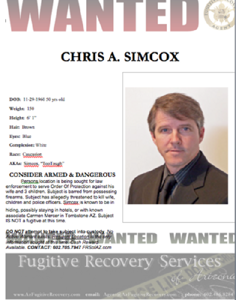 WANTED: Minuteman Ch...