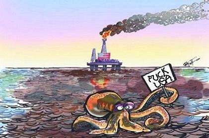 SEA PROTEST...