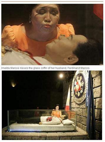 Dark years of Marcos...