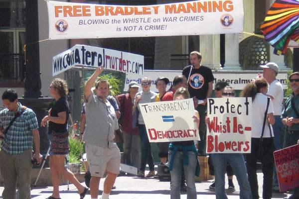 San Diego Activists ...