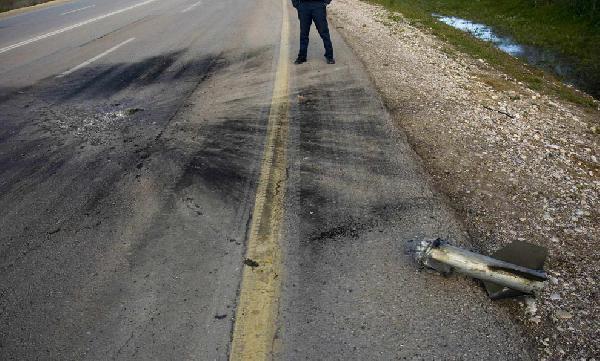 roadkill...