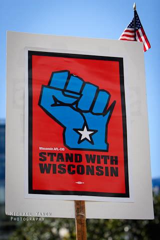 Wisconsin Solidarity...