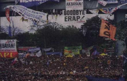 EDSA 2 vs Erap Estra...
