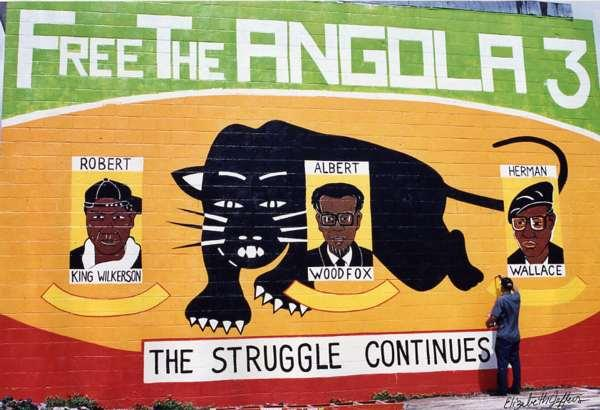 Free the Angola 3 an...